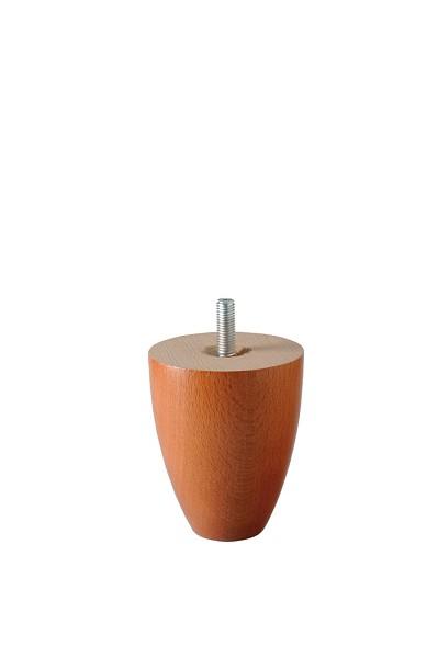 Flessing genova liguria piedino fisso legno faggio piedi for Mazzocchi strutture in legno